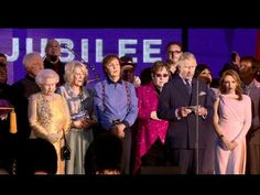 VIDEO: Prince Charles' speech at the Diamond Jubilee Concert
