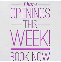 Book with Maria only to receive a free brow wax with a shampoo, cut and style this Tuesday​ and Wednesday for for the next two weeks with Maria only at Image Makers Salon.