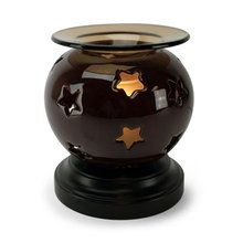Starry Night electric oil warmer