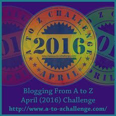 KICKS Kids Club: APRIL'S A TO Z CHALLENGE!