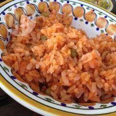 El auténtico arroz a la mexicana @ allrecipes.com.mx