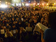 A general assembly at Occupy Boston.