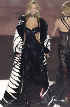 Roberto Cavalli Ready-to-Wear Fall / Winter 2003