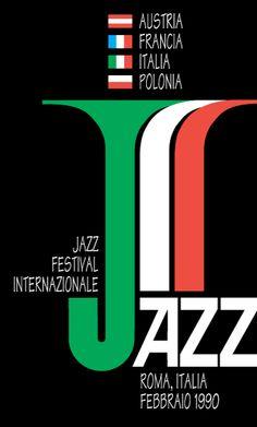 Jazz Festival Internazionale, Roma 1990