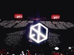 I seriously love EXO so much, they are life so can we plz support them more, let's do better then armies! Lightstick Exo, Baekhyun Chanyeol, Kpop Exo, Exo Concert, Concert Stage, We Are Together, Oh The Places You'll Go, My Sunshine, Ocean