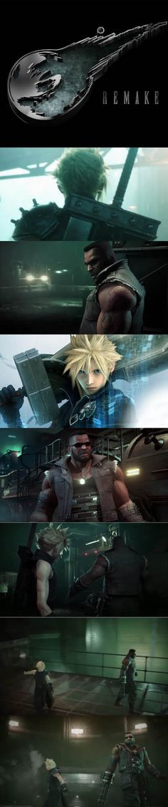 "We know what ""Muti-Part Series"" means for #FinalFantasyVII Remake http://www.levelgamingground.com/final-fantasy-vii-remake-news.html"