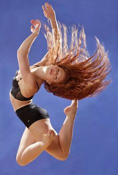 redhead - Jordan Clark, dancer Frm Michele Caine's bd: I Love Being A Redhead! High Speed Photography, Dance Photography, Dance Art, Ballet Dance, Beautiful Redhead, Gorgeous Body, Simply Beautiful, Dance Movement, The Next Step
