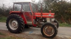 Massey Ferguson 168 4WD classic tractor with Multipower | eBay
