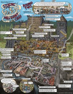 Dungeons & Dragons Roleplaying Game Official Home Page - Article (Walkthrough Map: G1)