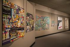 Quilt museum is currently hosting the art quilts of the midwest