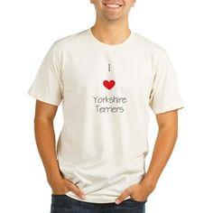 I love Yorkshire Terr T-Shirt