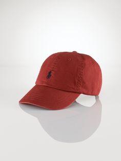 Signature Pony Hat - Polo Ralph Lauren Hats 81801f1c03bbc