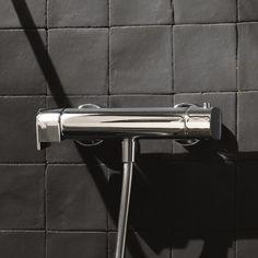 Fantini Brausethermostat Mare | Design Franco Sargiani | 1030 | Aufputzmontage