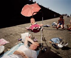 Martin Parr from Last Resort: Photographs of New Brighton