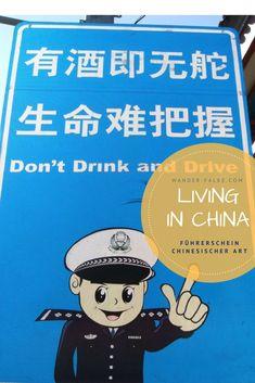 Was man braucht um den chinesischen Führerschein zu bekommen und welche Begleiterscheinungen es mit sich bringen kann ... In China, Peregrine Falcon, Chinese, Life