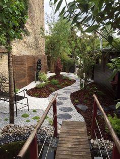 Un jardin japonais, par DC Paysage (la photo)