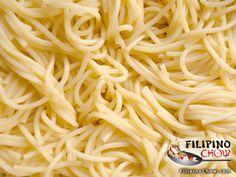 How To Cook Pasta Al Dente  Read more: http://www.filipinochow.com/cook-pasta-al-dente/