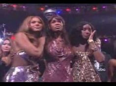 Live on World Music Awards 2005! A tribute to Destiny's Child!
