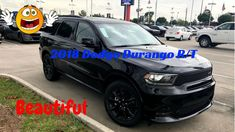 Check out this 2018 Dodge Durango R/T BlackTop AWD!!!!! ONE OF A KIND!!!! Pasadena Texas 2018  Dodge Durango 2018 Check out this 2018 Dodge Durango R/T. If you're in the Houston area visit AutoNation and check out my boy Mario. Don't forget to LIKE, COMMENT, & SUBSCRIBE FOR... Pasadena Texas, Stockton California, 2018 Dodge, Dodge Durango, My Boys, Houston, Mario, Forget, Check