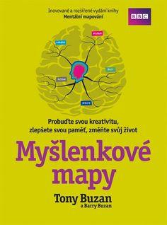 Myšlenkové mapy Tony Buzan, Book Authors, Books, Chart, Brain, Projects, The Brain, Libros, Book