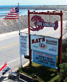 Ray's Seafood Restaurant in Rye, New Hampshire