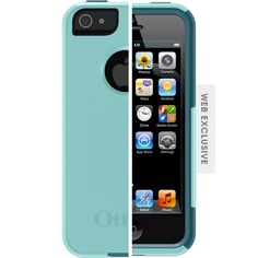 iPhone 5 Case Commuter Series from OtterBox | OtterBox.com...WANT this color for Christmas :) have the pink...its a little TOO pink for me!!