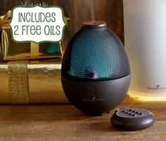 Rainstone Essential Oil Diffuser from Daisy Giggles