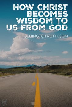 Whether in your personal life, marriage life, or family life, you need wisdom as your way to face every situation. God's word promises in 1 Cor. 1:30 that God has made Christ wisdom to us, but how can you apply Him in all your practical living? This post gives practical help.