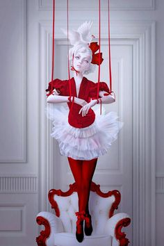 Dark Beauty Magazine  Photographer: Natalie Shau