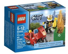 LEGO City Motorcycle Just $5.99! - http://couponingforfreebies.com/lego-city-motorcycle-just-5-99/