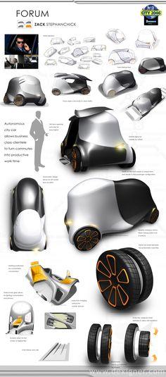 Car design Presentation