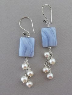 earrings-blue-lace-agate-pearls-3-r.jpg (681×900)