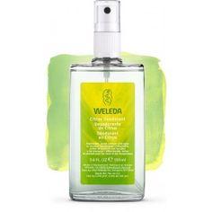 WELEDA DESODORANTE NATURAL DE CITRUS, 100ML Shampoo, Personal Care, Bottle, Beauty, Natural Deodorant, Self Care, Personal Hygiene, Flask, Beauty Illustration