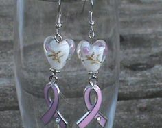 Cancer Earrings 3 by Boydsilverworks on Etsy