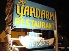 The Yardarm Seafood | Ocean Drive Corpus Christi TX