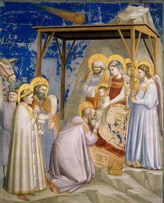 Cappella degli Scrovegni, Giotto.