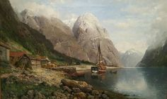 Anders Monsen Askevold.  Museo marítimo