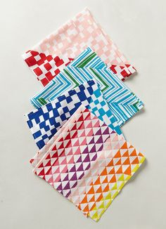 Crushin on these napkins...#color!
