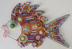 bead fish