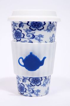 #Ecofriendly for your hot drinks, and so pretty!
