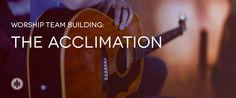 3 Part Audition Process: The Acclimation