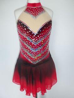 Die 95 besten Bilder von garde kostüm   Figure skating dresses, Ice ... 2983b84f30