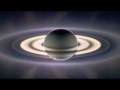 "Carl Sagan's ""Pale Blue Dot"" as you've never experienced it before-Love him!"