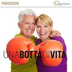 La boxe contro il Parkinson