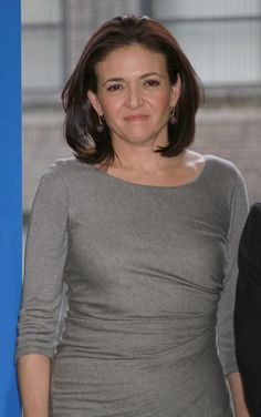 Casual, fitted, clean lines.  Image result for Sheryl Sandberg fashion