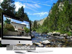 Ofrecemos nuestro servicio de diseño de páginas web en Espot. Diseño web personalizado y a medida (Barcelona). Más información en www.jmwebs.com - Teléfono: 935160047
