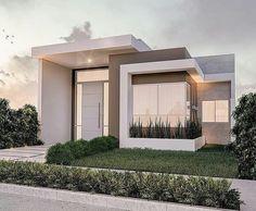 Exterior Modern House Colors Dream Homes 31 Ideas For 2019 Modern House Facades, Small House Exteriors, Dream House Exterior, Modern Architecture House, Modern House Plans, Modern Home Exteriors, Modern Homes, Architecture Design, Modern Small House Design