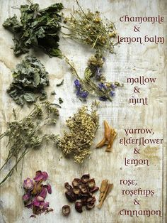 medicinal herbs Been using herbs a long time. They are so rewarding. I have helped my son with issues by using little pillow pockets under his pillow. T.
