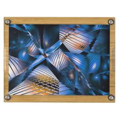 Fractal Art 28 Cheese Board Rectangular Cheeseboard