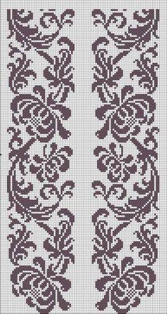 1 million+ Stunning Free Images to Use Anywhere Beaded Cross Stitch, Cross Stitch Borders, Crochet Cross, Cross Stitch Designs, Cross Stitching, Cross Stitch Embroidery, Cross Stitch Patterns, Knitting Patterns, Crochet Patterns